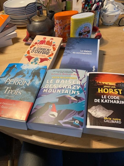 LECTURES PLUVIEUSES